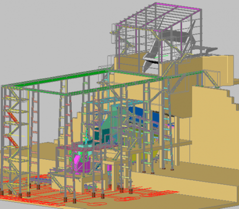 Feasibility Project for Taggart/LSL on Rom Tip and Conveyor system